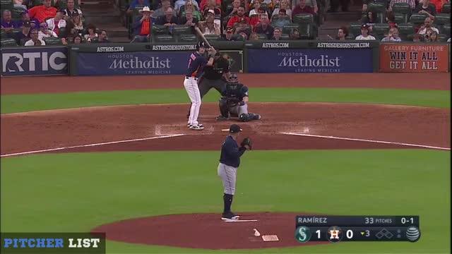 Watch this GIF on Gfycat. Discover more Erasmo Ramirez CB, Pitcher Database, baseball GIFs on Gfycat