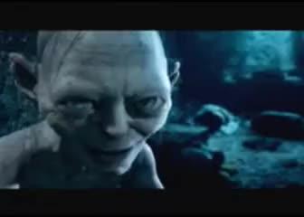 Watch Gollum GIF on Gfycat. Discover more anillos, borracho, cerveza, chela, comedy, gollum, parodia, seor GIFs on Gfycat