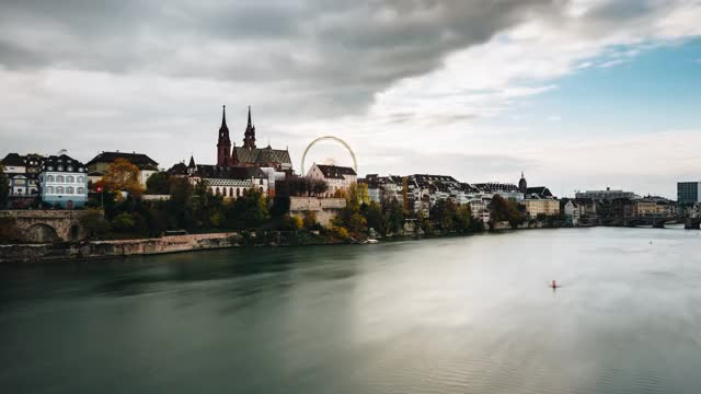 Watch and share Hyperlapse Basel GIFs by Marco Debus on Gfycat