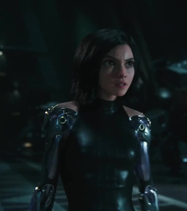 Watch and share Alita Battle Angel GIFs and Alita Movie GIFs by adamjensen on Gfycat