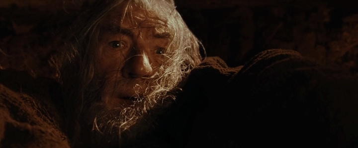 expressions, gfycatdepot, lord of the rings, lotr, rocketleague, sayings, Fly you fools! [Lord of the rings The Fellowship of the Ring 2001 Gandalf Ian McKellen gray grey white wizard run away get lost scram leave immediately escape dangerous place situation move speed fast pace] (reddit) GIFs