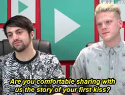 Watch and share Completed Request GIFs and Mitch Grassi GIFs on Gfycat