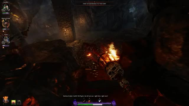 Watch and share Vermintide 2 GIFs and Warhammer GIFs by ssssyl on Gfycat