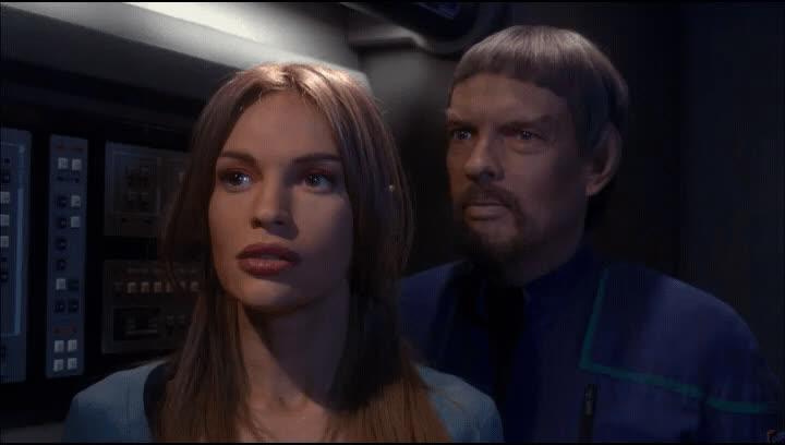 enterprise, soval, star trek, star trek enterprise, t'pol, vulcan, If you want to plan a successful frat party... GIFs
