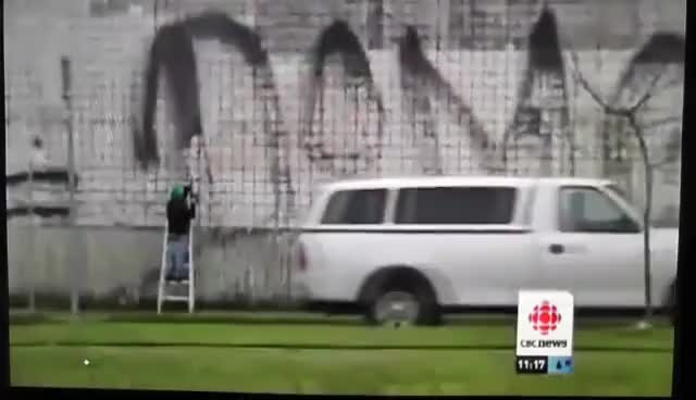 Watch cbc news GIF on Gfycat. Discover more demos nwk graffiti tag GIFs on Gfycat
