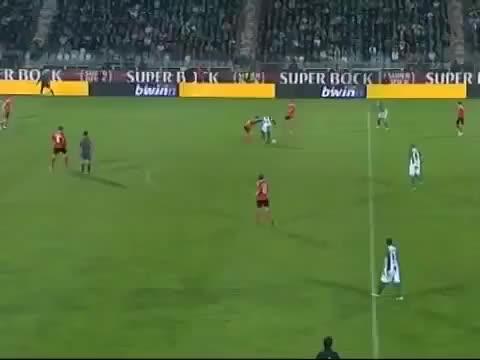 Watch and share Gol Contra De David Luiz GIFs on Gfycat