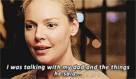 Watch and share Katherine Heigl GIFs on Gfycat