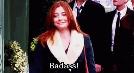 Watch Badass! GIF on Gfycat. Discover more related GIFs on Gfycat