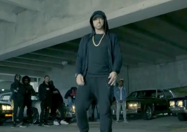 Watch and share Marshall Mathers GIFs and Eminem GIFs by Reactions on Gfycat