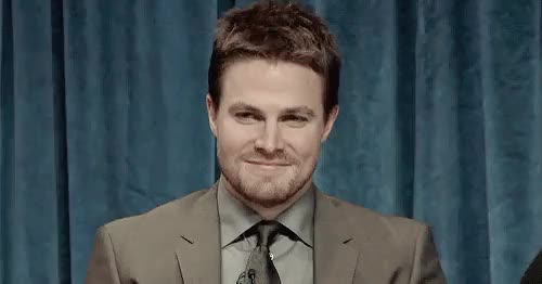 Watch and share Stephen Amell GIFs and Arrow Cast GIFs on Gfycat