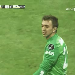 Watch and share Fernando Muslera GIFs and Galatasaray GIFs on Gfycat