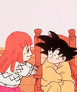 Watch and share He's Too Cute Ok GIFs and Dragon Ball GIFs on Gfycat
