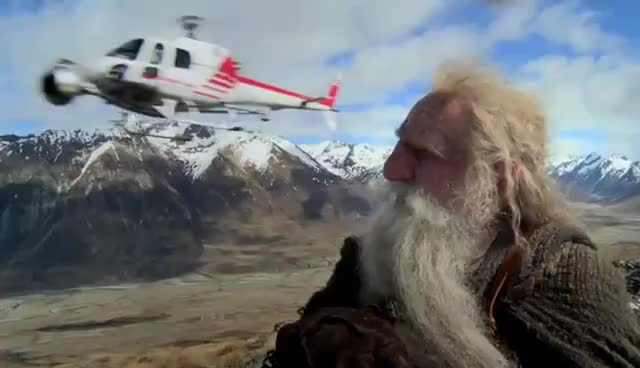 ASSCAKES, Lord of the Rings, The Hobbit, dwarves, Dwarves and helicopters GIFs