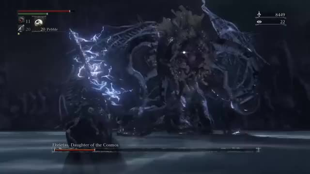 Watch and share Bloodborne GIFs and Ebrietas GIFs by Falconbox on Gfycat
