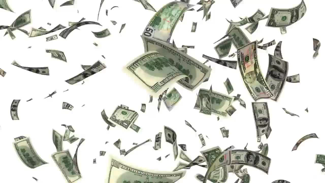 raining money GIFs