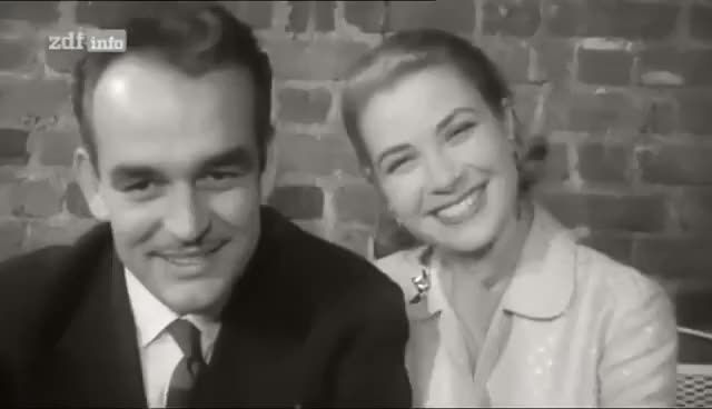 Watch and share Grace Kelly - Die Fürsten Von Monaco: Grace Kelly Und Rainier GIFs on Gfycat