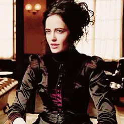 Watch and share Penny Dreadful GIFs and Eva Green GIFs on Gfycat