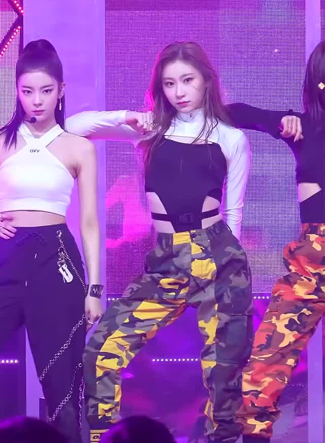 Watch 190214 MCD Chaeryeong GIF by @seyseysey on Gfycat. Discover more celebs, chaeryeong, itzy, kpop, sana, twice GIFs on Gfycat