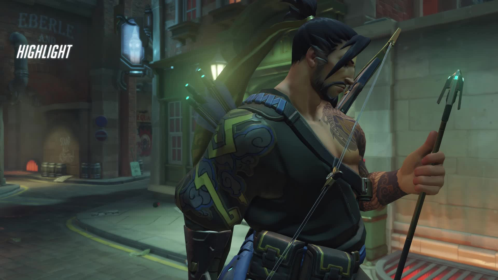 hanzo, overwatch, scatter memes  GIFs