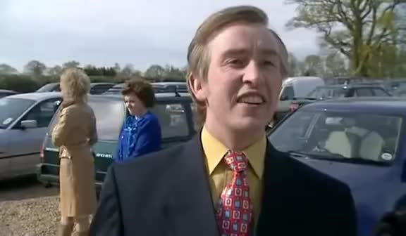Watch and share Alan Partridge   DAN    DAN     DAN   DAN    DAN! GIFs on Gfycat