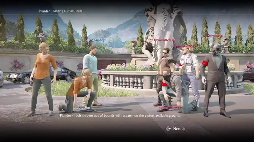 #PS4share, BlueComet1, Digitalistic, Gaming, PlayStation 4, Sony Interactive Entertainment, Uncharted: The Lost Legacy™, Pointless latejoin | U4 Multiplayer GIFs