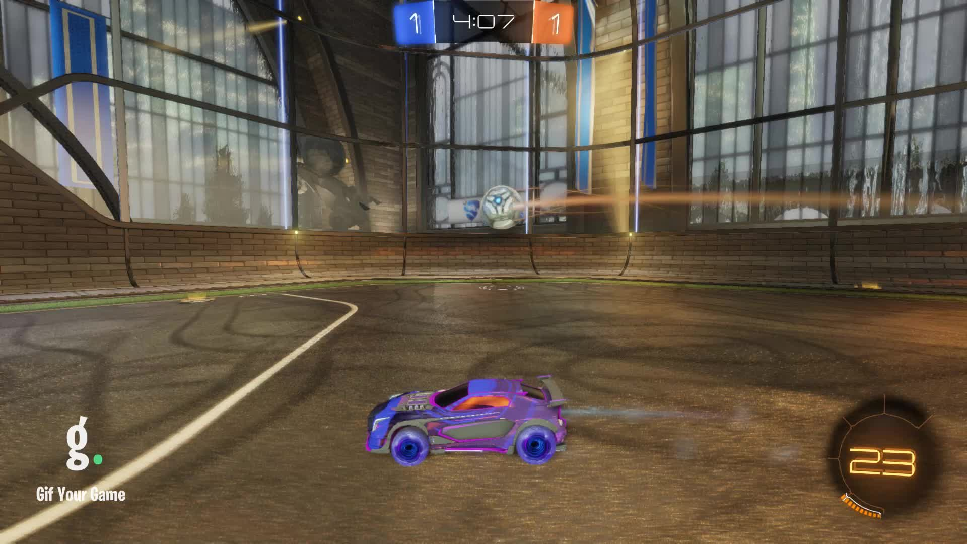 Gif Your Game, GifYourGame, Goal, Rocket League, RocketLeague, traizen, Goal 3: ð_ð DMT GIFs