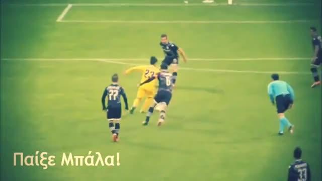 Facundo Bertoglio | Skills Jugadas & Goals | Asteras Tripolis 2015/2016 ||HD||