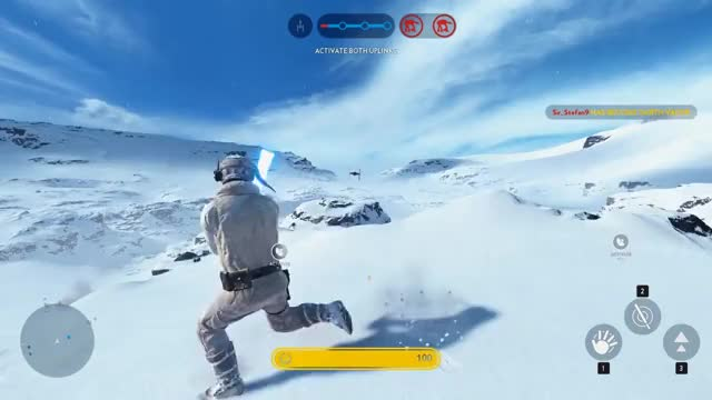 Watch and share Battlefront Party GIFs and Gaming GIFs by omicron942 on Gfycat
