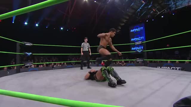 Watch and share Impact Wrestling GIFs and Dezmond Xavier GIFs by Luis Fernando de Oliveira on Gfycat