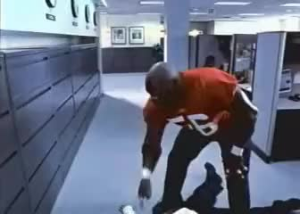 Watch and share Office Linebacker GIFs on Gfycat