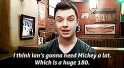 "Watch ""Hardcore Noel Fisher Weirdo."" GIF on Gfycat. Discover more I love you so much thank you for always doing perfect interviews, love of my life, mine, noel, noelfisheredit, s5, shameless us, shamelesscastedit, shamelessedit, spoilers GIFs on Gfycat"