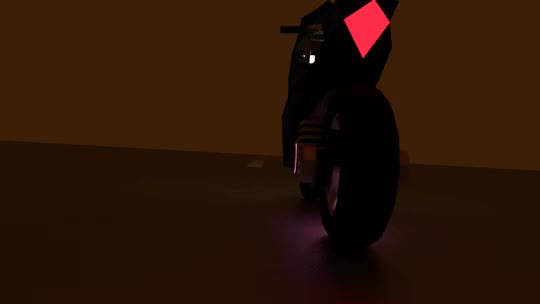 Watch and share [A] Low Poly Motorcycle GIFs on Gfycat
