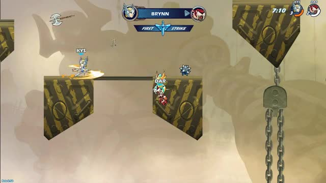 Watch dumb combo + dumb map = ??? GIF on Gfycat. Discover more Brawlhalla GIFs on Gfycat