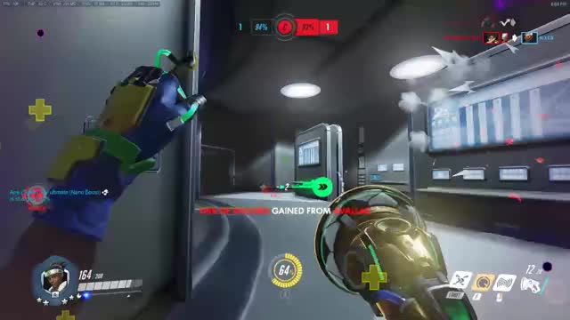 Watch WBC Sky Scrims (Lucio) - Overtime CLUTCH GIF by Breezy (@frebreez3) on Gfycat. Discover more clutch, lucio, overwatch GIFs on Gfycat