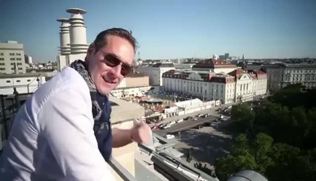 Watch and share HC Strache Rap 2014 Feat. Leopold Figl: Patrioten Zur Wahl! GIFs on Gfycat