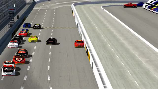 Watch and share NASCAR Racing 2003 Season 2019.03.20 - 21.03.56.01 GIFs by Jack on Gfycat