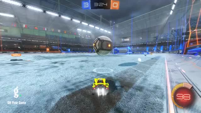 Watch Goal 4: Eschil GIF by Gif Your Game (@gifyourgame) on Gfycat. Discover more Eschil, Gif Your Game, GifYourGame, Goal, Rocket League, RocketLeague GIFs on Gfycat