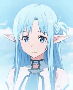 Watch Sword Art Online II  Yuuki Asuna a Angelic Angel a GIF on Gfycat. Discover more mine, saogfx, sword art online ii, yuuki asuna GIFs on Gfycat