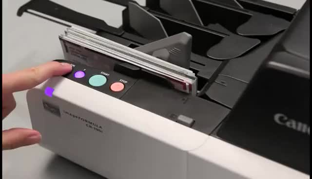 Watch and share Scanning Documents With A Canon CR-190i GIFs on Gfycat