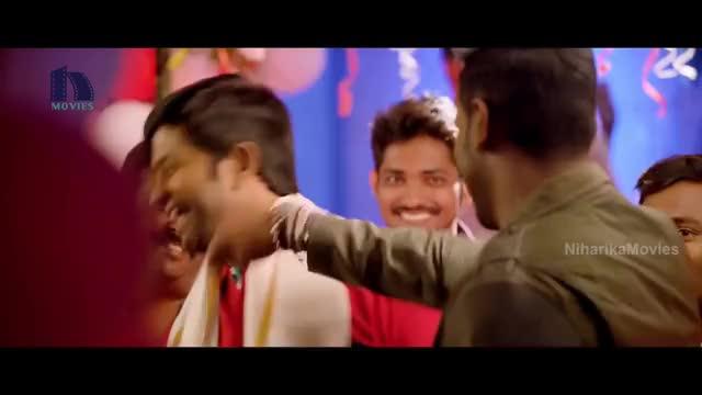 Watch and share Manchu Vishnu And Raj Tarun Comedy At Vennela Kishore Marriage - Eedo Rakam Aado Rakam Movie Scenes GIFs on Gfycat