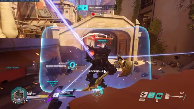 Watch Overwatch 2018.12.29 - 22.53.56.03.DVR GIF by Håvar D. Nygård (@dowerdock) on Gfycat. Discover more related GIFs on Gfycat