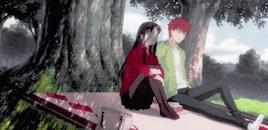 ellie, fate, fate stay night, mygifset, shirou emiya, tohsaka rin, battle. GIFs