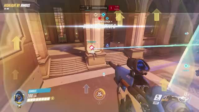 Watch and share Highlight GIFs and Overwatch GIFs by nimbusow_ on Gfycat