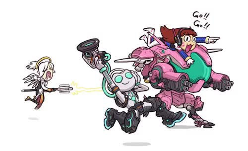 Watch overwatch GIF by @kitkatz on Gfycat. Discover more related GIFs on Gfycat