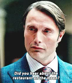 Watch and share Mads Mikkelsen GIFs and Here It Is GIFs on Gfycat