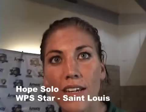 Watch and share Hope Solo GIFs on Gfycat
