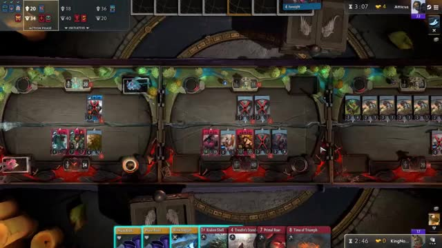 Watch The Moves GIF by KingNothing2000 (@kingnothing2000) on Gfycat. Discover more Artifact, Gaming, King, King Nothing, Moves, Nothing, The, dota2, kingnothing2000, trending GIFs on Gfycat