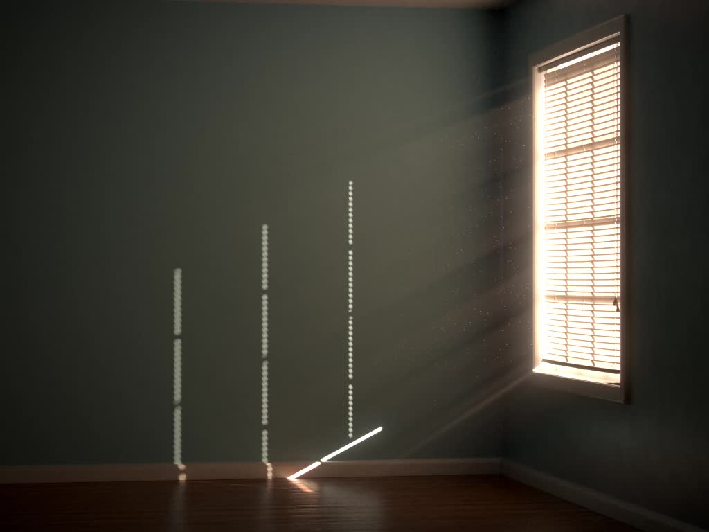 blinds, Blinds - Daily3D /u/spacetug GIFs