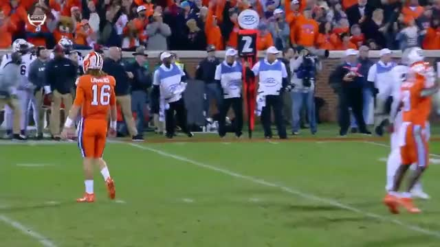 Watch Trevor Lawrence Stare GIF on Gfycat. Discover more 2018, Football, Game, Gamecocks, NCAA, SEC, Stare, Tigers, Trevor, USC, acc, carolina, clemson, complete, espn, full, lawrence, south GIFs on Gfycat