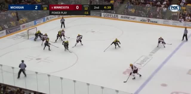 Watch and share Mich At Minn Sat 3 GIFs by aschnepp on Gfycat